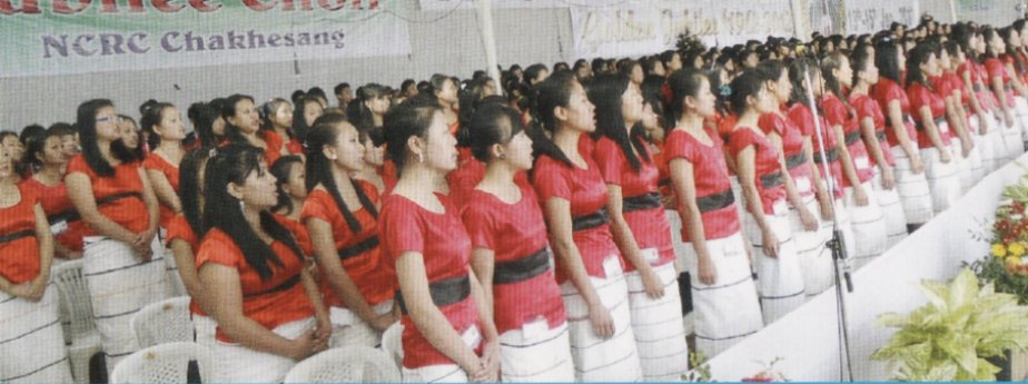 Chakhesang Choir